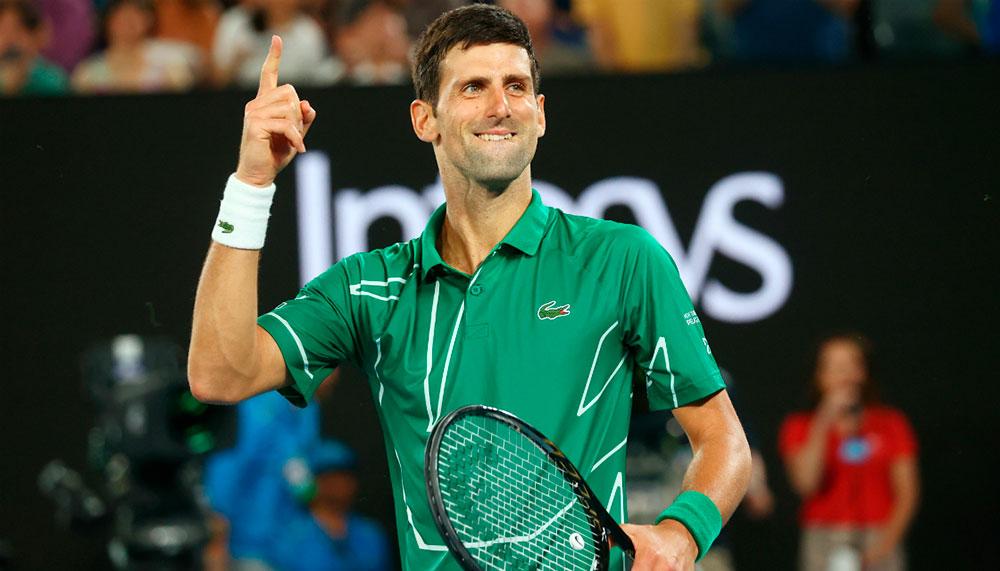 Novak Djokovic, el secreto de un ganador